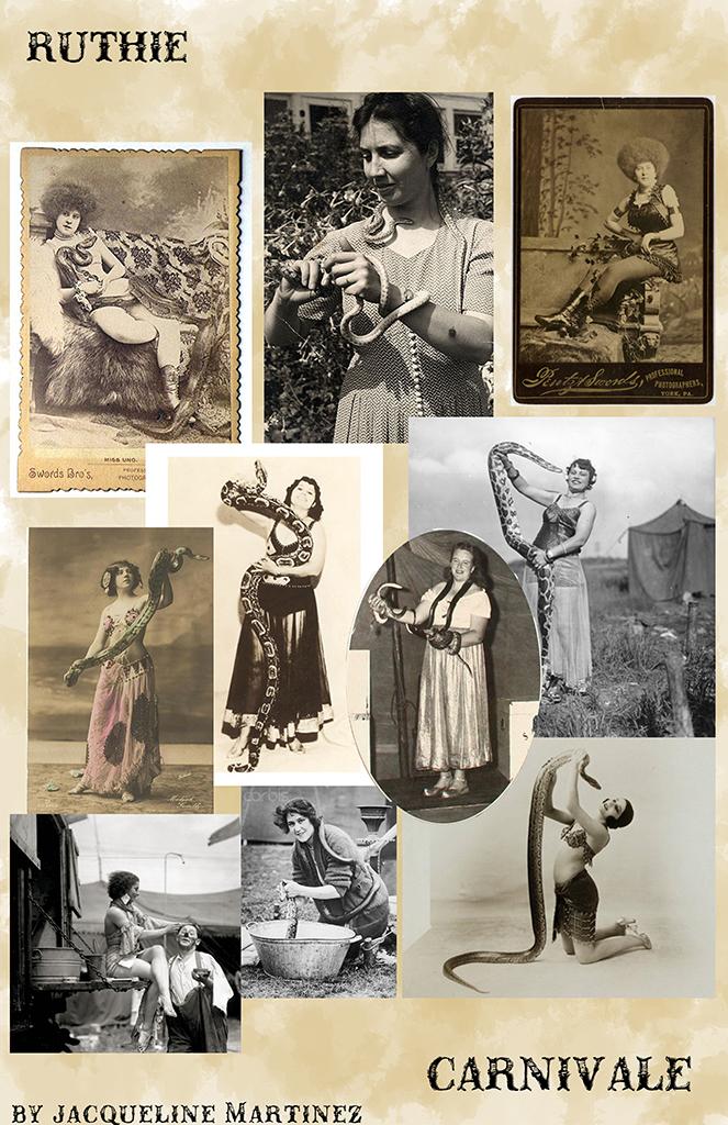 Bertha Hawkins >> Carnivale – Jacqueline Martinez – Costume Designer
